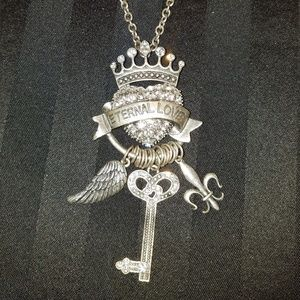 """ETERNAL LOVE"" Necklace"